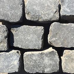 V50, Natuursteen, Basalt (langwerpig)
