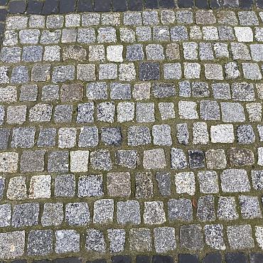 Portugees graniet (10x10) in Bigbag á 5.4m2