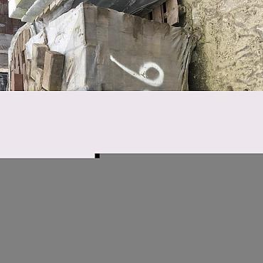 ca. 8m² Oude gebakken Klinkers, Keiformaat, Genuanceerd, P023