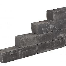 Blockstone 45x15x15 cm Black