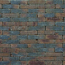 DF 80 Fulham bezand getrommeld, 20x6,5x8 cm