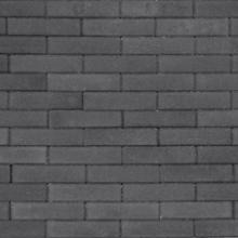 Tremico waalformaat 20x5x6 cm Antraciet