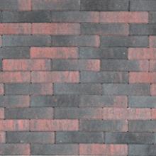 Tremico waalformaat 20x5x6 cm Rood-zwart