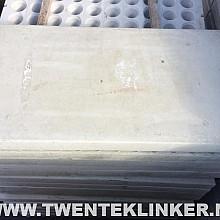 Industrie- / betonplaten, b keus, 200x100x12cm, vlak