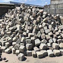 Graniet 20x18x18cm, ca. 150m2