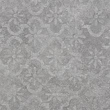 Disegno Antracite decor 90x90x3 cm rett